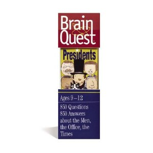 Brain Quest Presidents updated