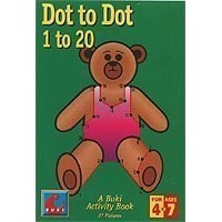Dot to Dot 1-20  medium