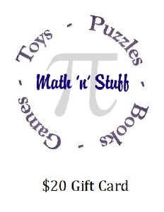 Gift Card - $20 Value