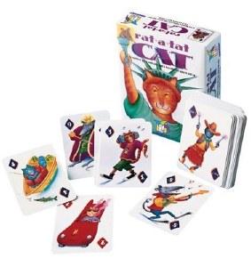 Rat-a-Tat-Cat Card Game
