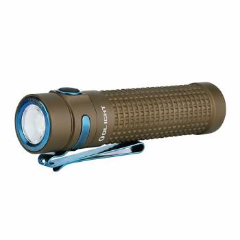 Olight S2R Baton II Desert Tan Limited Edition - 1150 Lumen Max Output