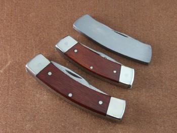 Set of Three USA Schrade Third Generation Knives