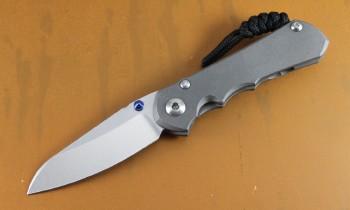 Chris Reeve Inkosi Small Insingo Blade - Titanium Handles