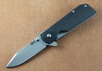 Cold Steel 20NPJAA - 1911 Folder - 4034 Stainless Blade - Griv Ex Handle - Flipper - Linerlock