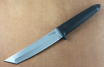 Cold Steel 20TL Tanto Lite - German 4116 Cryo Quenched Blade - Secure-Ex Sheatj