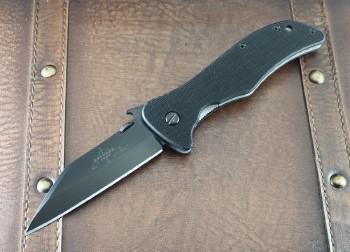 Emerson Seax BT Black Plain Edge Blade