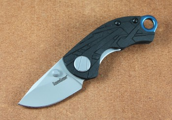 Kershaw 1180 Aftereffect - Manual Opener - Thumbstuds