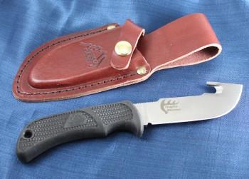 Trophy Skinner w/Leather Sheat