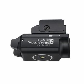 Olight PL-Mini 2 Valkyrie Weapons Light - Black - 600 Lumens Max
