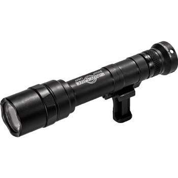 Surefire M640UBKPRO Weapons Light -Black - 1000 Lumen - Click Tailswitch - M640U-BK-PRO