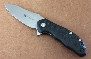 Steel Will Modus D2 Black FRN