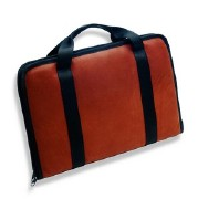 Leather Carry  Case Large
