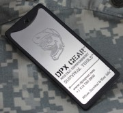 DPX Danger Tag