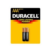 Duracel AAA Batteries 2pk