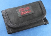 ESEE Izula Gear Wallet Kit Mini-Survival Kit - Black Cordura Tri-Fold - USA
