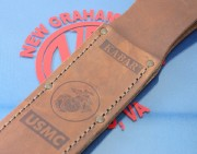 Ka-Bar USMC Sheath ONLY