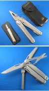 Leatherman Surge - Stainless Steel Multi-Tool - Nylon Belt Sheath - 830158