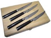 Shun 4 piece Steak Knife Set