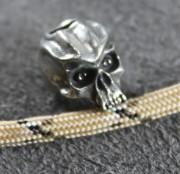 Cyber Skull Bead