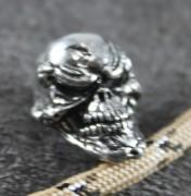 Grins Skull Bead