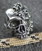 Mind Skull Bead