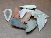 Arrowhead Assortment Approximately 2 1/2""