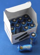 ASP 123 Lithium Batteries 12pk