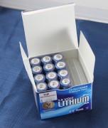 ASP AA Lithium Batteries 12pk