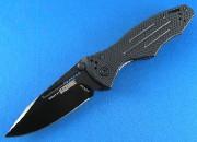 Hornet II Plain Edge Black