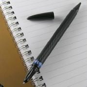 Benchmade Tactical Pen - Matte Black Body - Blue Ink