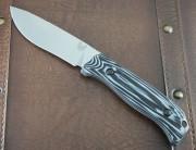 Benchmade 150011 Saddle Mountain Skinner - Satin CPM-S30V Plain Edge Blade - Kydex Sheath