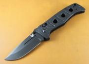 Benchmade 275BK Adamas Axis Lock Folder Black Scales