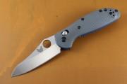 Benchmade 555-1 Mini Griptillian Axis Lock Folder 20CV Blade Gray Scales