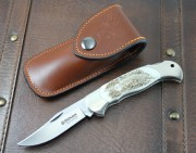 Boker Model 2004ST Stag handle