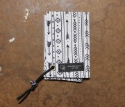 Skull/Arrow Handkerchief