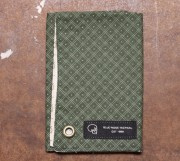 Emerald Christian Handkerchief