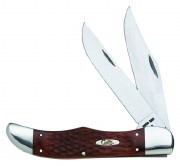 Case Brown Folding Hunter