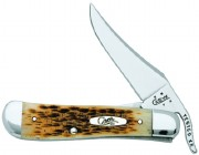Case Amber Bone Russlock