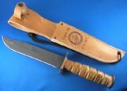 Case USMC Knife, Fixed Blade