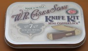 Mini Copperlock Wood Knife Kit