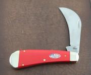 Hawkbill Pruner Red Synthetic