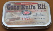 Peanut Wooden Knife Kit