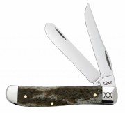 Case XX Mini Trapper with Giraffe Bone Handles
