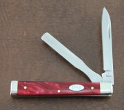 Case XX Doctor's Knife Red Pearl Kirinite