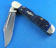 Blue Bone Mini Copperlock