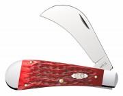 Hawkbill Dark Red Bone CV