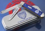 Mini Trapper Police Dept Blue