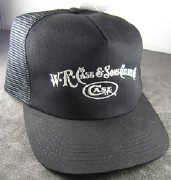 Case Black Ballcap