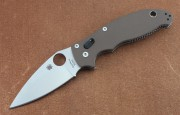 Manix 2 Brown G-10 M390