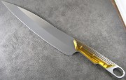 "Chris Reeve Sikayo 9"" Chef Knife LEFT HAND VERSION"